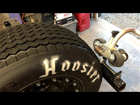 Dirt Track Tire Prepping - This Is How WE Do It
