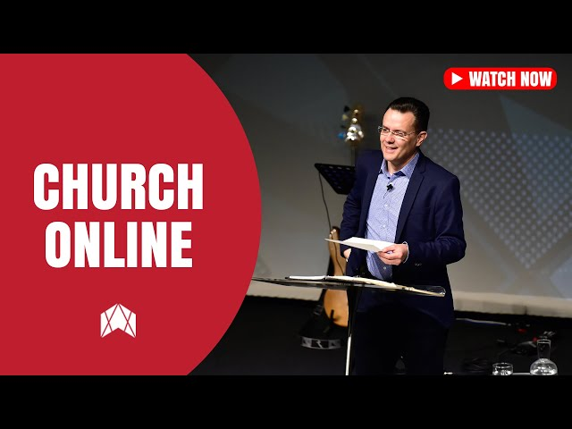 NOTHING'S MISSING - SUNDAY 30 AUGUST - CHURCH ONLINE