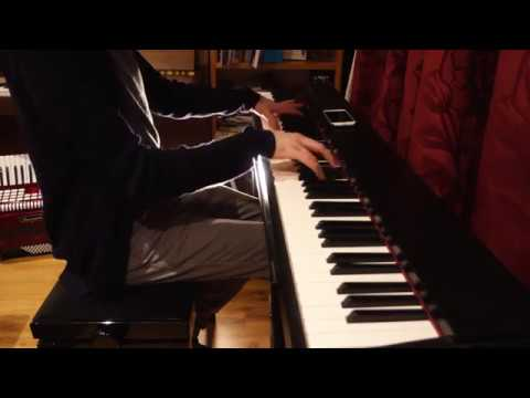 Bourne on Land (Piano Cover) (Theme from...