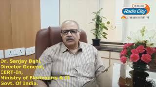 Expert speaks   City Vs Crime DG CERT In, MEITY, Govt. of India