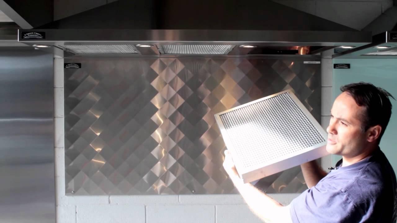 BBQ Rangehood  Commercial Canopies For Indoor  Outdoor