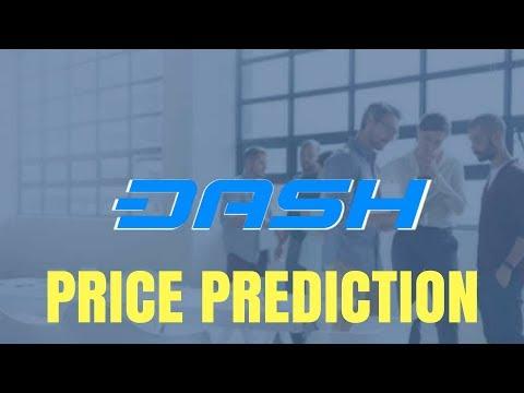 DASH PRICE PREDICTION 2018 - DASH CRYPTO REVIEW