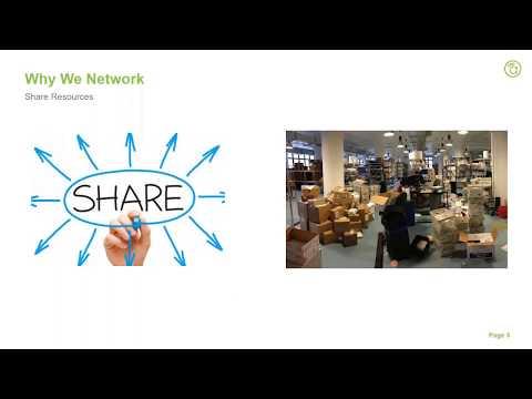 Webinar: Basic Network Design And Terminology