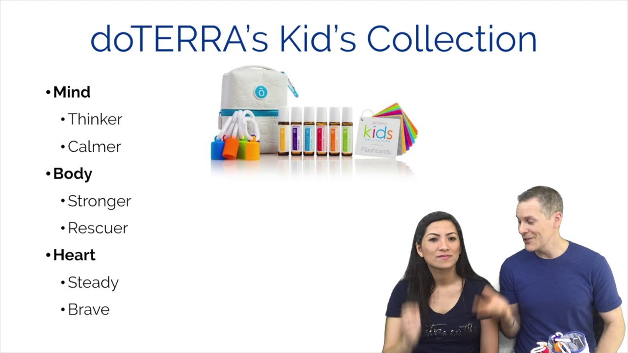 Doterra S New Kid S Collection Youtube