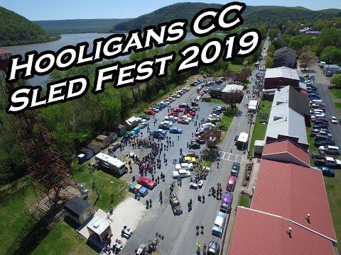 Hooligans Car Club: Sled Fest 2019