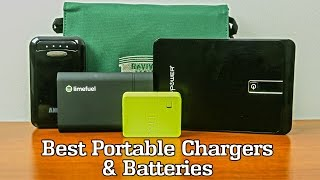 Best Portable Chargers!