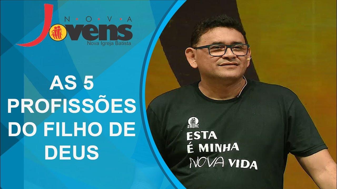 AS 5 PROFISSÕES DO FILHO DE DEUS