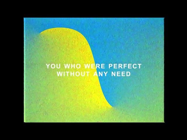 James Pringle - Holy Love (Lyric Video)