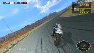 Moto GP2 (by THQ) PC gameplay