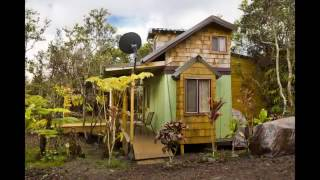 Hale Ohia Tiny House by Mikey in Volcano, Hawaii