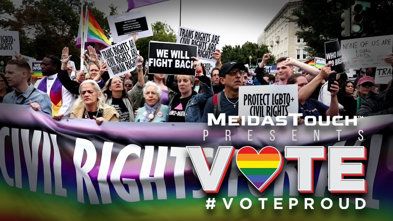 Vote Proud: Enough Is Enough
