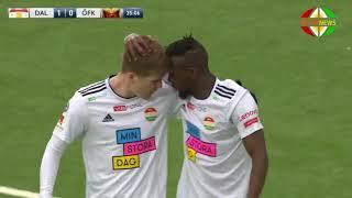 Dalkurd FF Östersunds FK  maç özeti