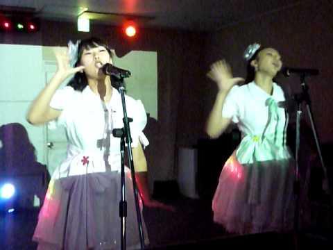 ELECTRO Jeanne LOVE「ROBOT」(榊原郁恵)、日本橋J.Bridge