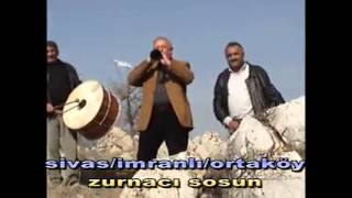 Vadi - Kuzey Sivas Horon Kültürü - İMRANLI SUŞEHRİ AKINCILAR GÖLOVA HORONLARI - VADİ DAVUL ZURNA
