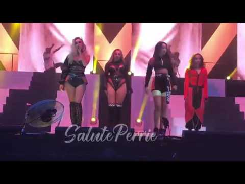 Little Mix - No More Sad Songs (Summer Hits Tour) Norwich 21/7/18