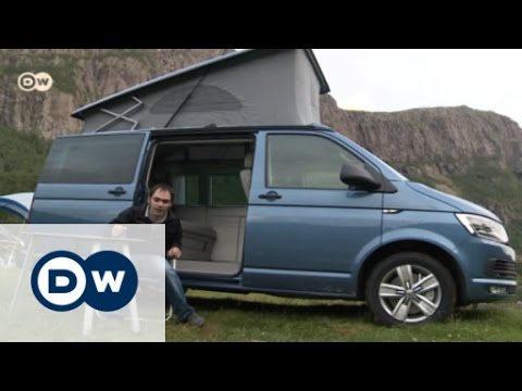 unterwegs mit dem vw t6 california motor mobil youtube. Black Bedroom Furniture Sets. Home Design Ideas
