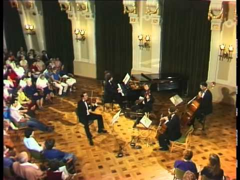 "F. Schubert - Piano Quintet in A major, D.667 ""Trout Quintet (Die Forelle)"""