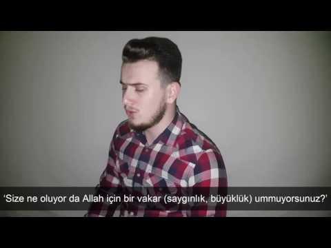 Osman Bostancı Nuh Suresi