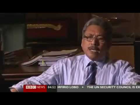BBC HARD talk : Democracy Sri Lankan-Style : June 2010 3 of 3