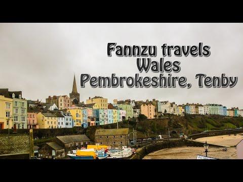 Pembrokeshire, Tenby | Fannzu travels WALES