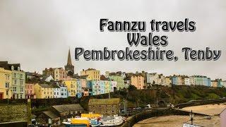 Pembrokeshire, Tenby   Fannzu travels WALES