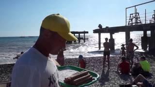 Звезда пляжа Лазаревский кормилец ПРИКОЛ