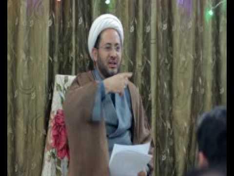 Daras e Quran Session 13 Residence  Johar Bhai - Lecturer HIWM Maulana Mirza Askari Hussain