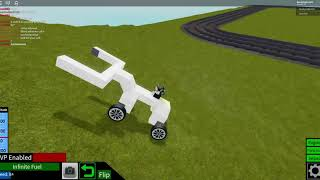 | Roblox Plane Crazy| A bomb I made... for a prize in this game...