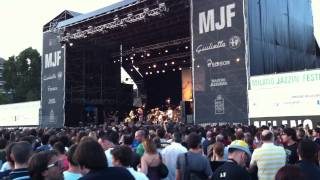Robert Plant - Ramble On - Live at the Milano Jazzin