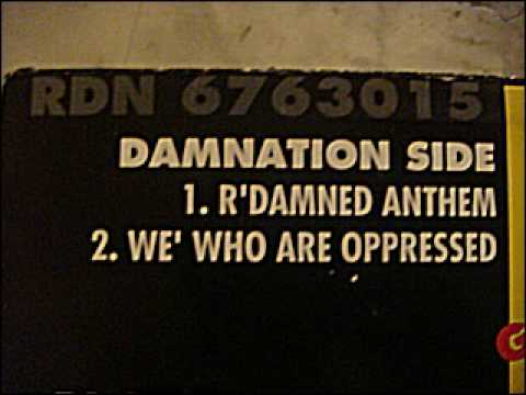 Rotterdam Nation-We who are oppressed
