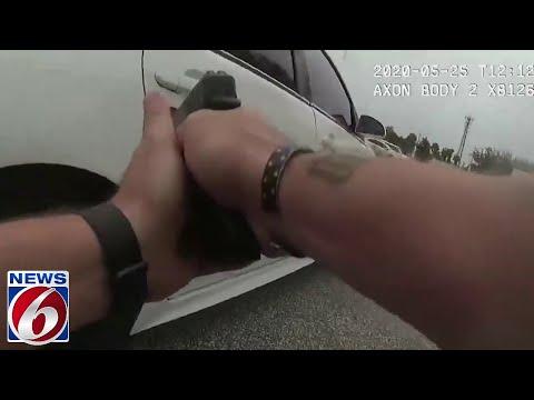 Body Camera Video Shows Daytona Beach Officer-involved Shooting