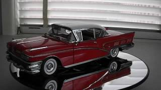 1/18 Scale Diecast Buick Model Cars