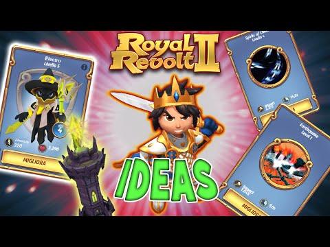 Royal Revolt 2 - Ideas !