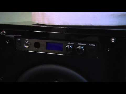 Velodyne New DD Plus Subwoofer For Higher Sensitivity And...