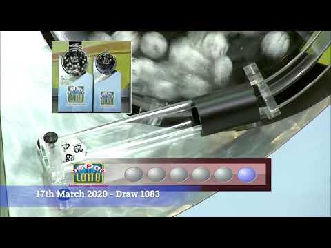 Super Lotto Draw 1083 03172020