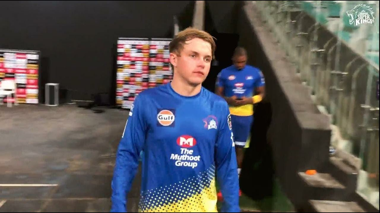 Sam Curran and Lungi Ngidi open up on the first game vs Mumbai Indians