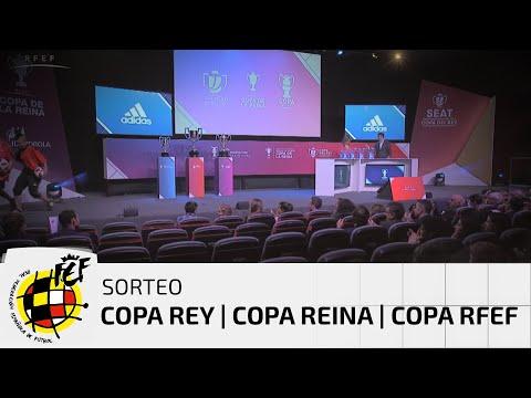 [Live] Copa del Rey, Round of 16 (Draw): Real Madrid, Barcelona, Atlético, Athletic, Valencia, Espanyol, Getafe, Girona, Leganés, Villarreal, Sevilla, Real Sociedad, Levante, Valladolid, Betis and Sporting Gijon