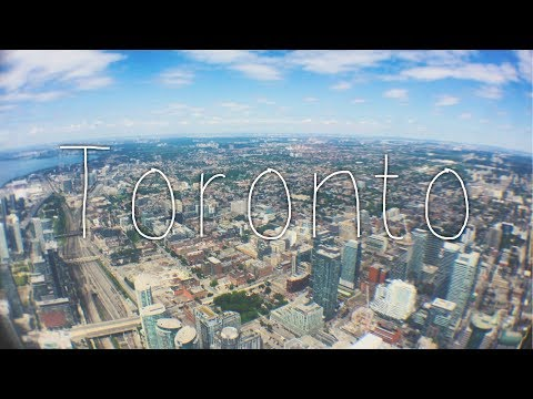 Toronto Travel Diary