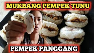 Download PEMPEK PANGGANG TANPA IKAN || MUKBANG PEMPEK TUNU TANPA IKAN ALA TANTE TUTORIAL