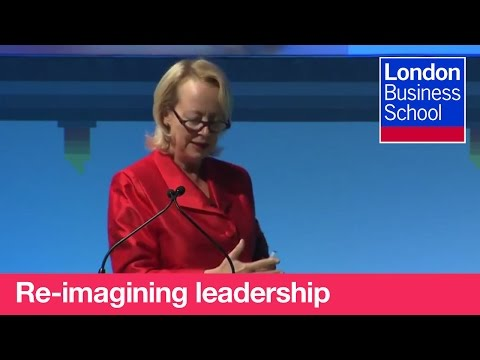 Re-imagining leadership and management for the global mobile workforce | London Business School