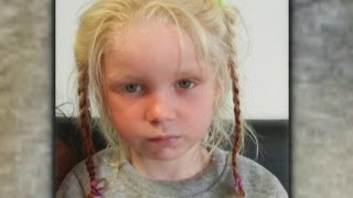 Полиция: помогите найти родителей девочки