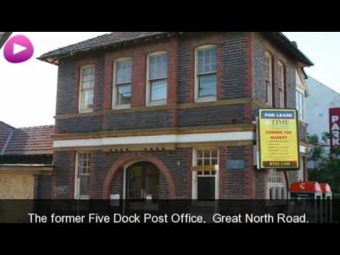 Five Dock, New South Wales Wikipedia travel guide video. Created by Stupeflix.com