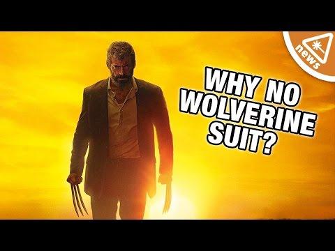 Why Wolverine Never Wore His Classic Costume! (Nerdist News w/ Jessica Chobot)