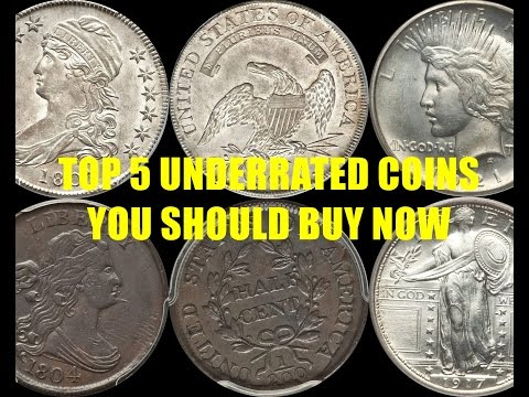 TOP 5 U.S. COIN SERIES YOU SHOULD BUY NOW BEFORE THEY SHOOT UP IN PRICE