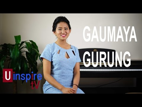 Gaumaya Gurung - Live Your Life To The Fullest   The Inspire Nepal Show - Ep 12