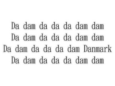 Nephew - Danmark (Man Dark) lyrics