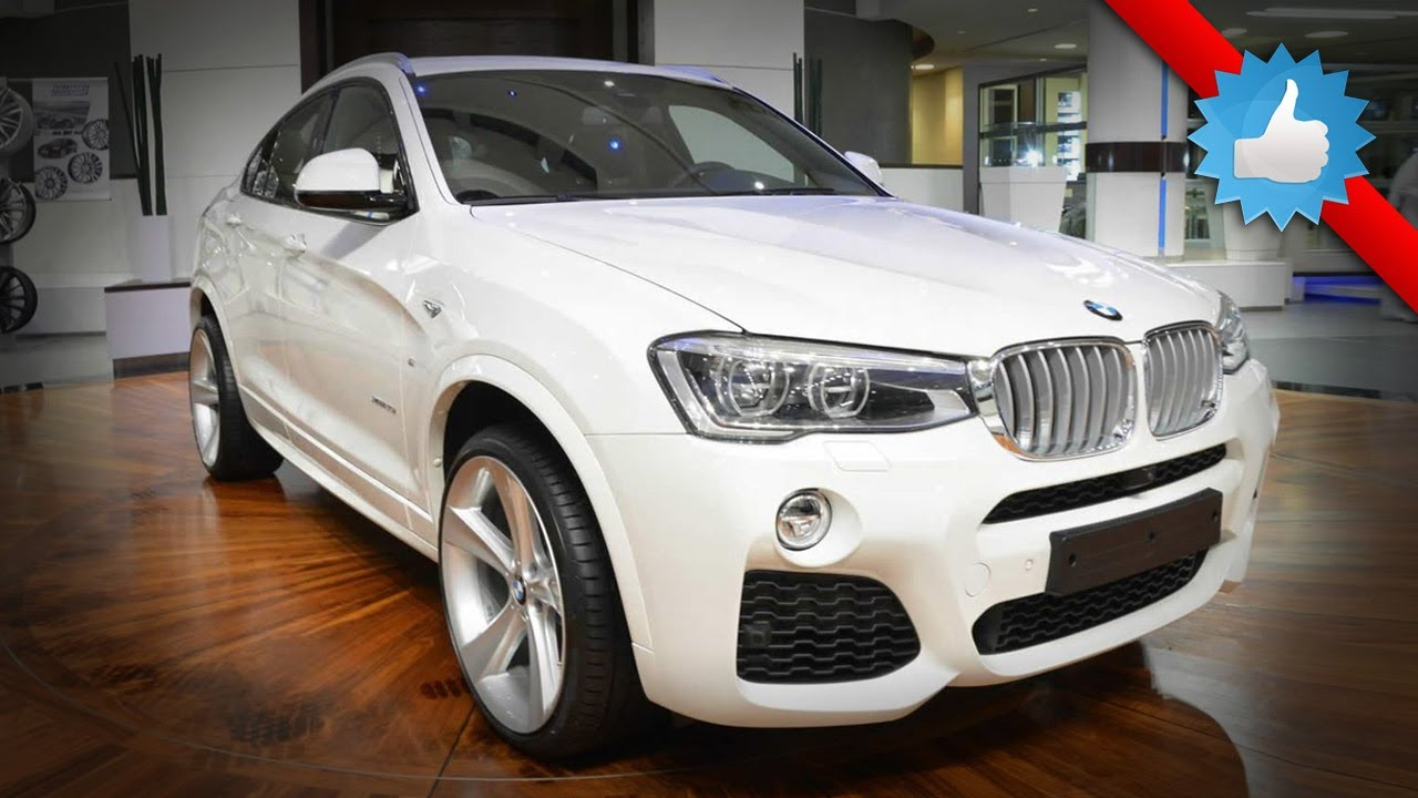 2015 bmw x4 with m sport package at abu dhabi dealer youtube. Black Bedroom Furniture Sets. Home Design Ideas