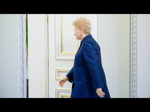 Dalia Grybauskaitė: tyrimas dėl verslo įtakos politikai – selektyvus
