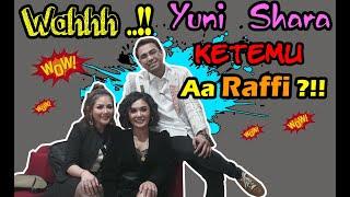 """Gambar cover Pertemuan Raffi & Yuni Shara setelah sekian lama """"hanya di vlog Kristina"""""""