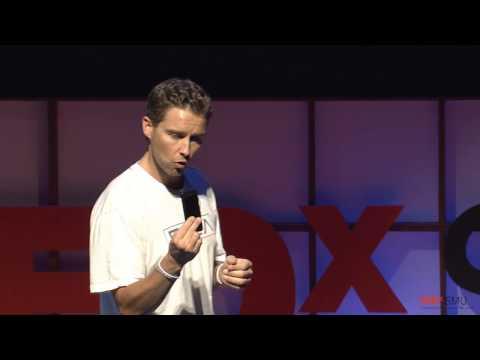Charley Johnson at TEDxKids@SMU 2012